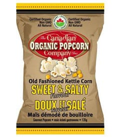 canadian organic popcorn company. Home About Our Company Products Where to Buy Contact Us.
