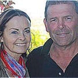 Tony & Susan Van Den Tillaart